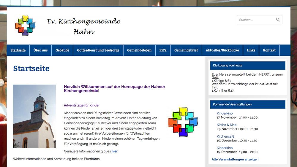 www.kirche-hahn.de